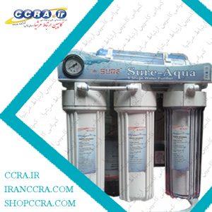انواع دستگاه تصفیه آب خانگی شورآکوا