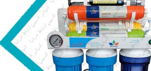 نحوه افزودن فیلتر یو وی به دستگاه های تصفیه آب خانگی شور آکوا