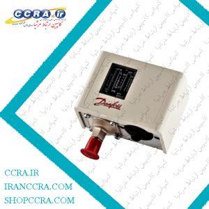 سوئیچ فشار بالا در دستگاه تصفیه آب صنعتی شور آکوا