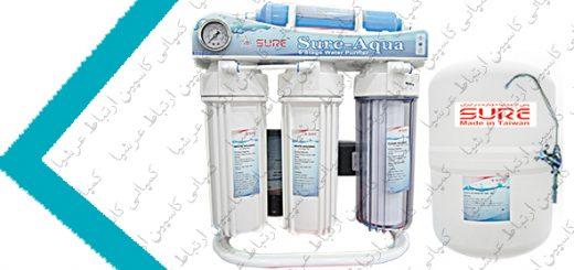 قطعات دستگاه تصفیه آب زیرسینکی پیشرفته