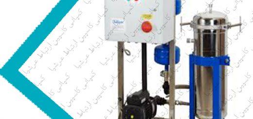 قطعات فروش تصفیه آب نیمه صنعتی جدید